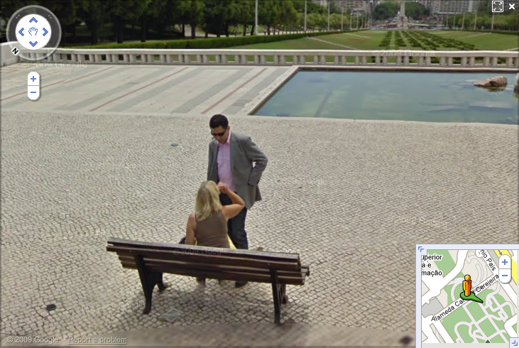Google Street View in Portugal
